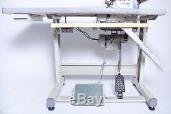 Juki 4-Thread Overlock Sewing Machine withTable & Servo Motor (MO-6714S) COMPELETE