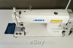 Juki DDL-5550N Industrial Straight Stitch Sewing Machine Made In Japan Table