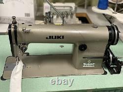 Juki DDL-555 1- needle Industrial Sewing Machine lockstitch