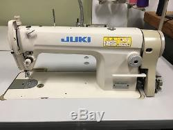 Juki DDL-8300N Industrial Sewing Machine, Complete with table and motor