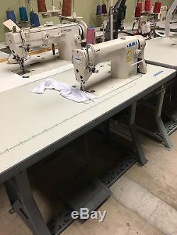 Juki DDL-8700 1-needle, Lockstitch Sewing Machine, Straight Stich