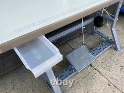 Juki DDL-8700 Industrial Lockstitch Sewing Machine with Servo motor