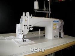 Juki DDL-8700 Industrial Sewing Machine - BRAND NEW with K Legs