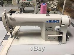 Juki DDL-8700 Mechanical Sewing Machine, Complete with table and motor TAG1267