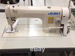 Juki DDL-8700 Mechanical Sewing Machine Used-With New With Brushless Servo Motor