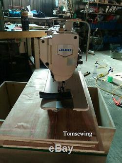 Juki DNU-1541 Walking Foot Leather Sewing Machine Unison Feed Rebuilt Head only