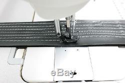 Juki DNU-1541 Walking Foot Needle Feed Lockstitch Industrial Sewing Machine