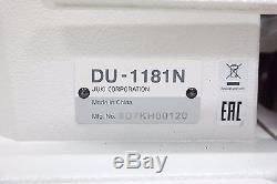 Juki DU 1181N Walking Foot Heavy Duty Upholstery Industrial Sewing Machine