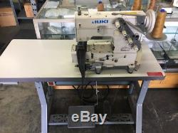 Juki Double Needle MH-1410 Industrial Sewing Machine