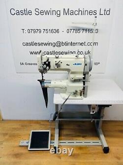 Juki LS 1341 Walking Foot Cylinder Arm Industrial Sewing Machine
