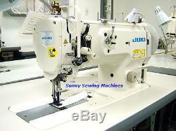 Juki LU-1508N Heavy Duty Walking Foot Sewing Machine HEAD ONLY