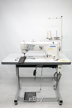 Juki LU-2810 Walking Foot Needle Feed Lockstitch Industrial Sewing Machine