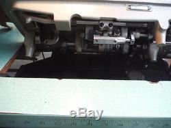 Juki LU 562 Walking Foot with Reverse Sewing Machine Industrial Used