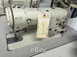 Juki LZ-2288 High-speed, 1-needle, Lockstitch, Zig-zag sewing machine, Zigzag