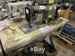 Juki Lh-1152-5 Double Needle Industrial Sewing Machine. Pickup Atlanta, Ga Area