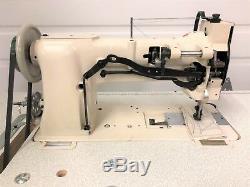 Juki Lu-563n Walking Foot Big Bob +rev New 110v Servo Industrial Sewing Machine