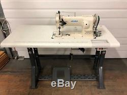 Juki Lu-563n Walking Foot Big Bob +rev New 110v Servo Industrial Sewing Machine