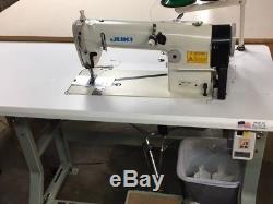 Juki MH-481 Chain Stitch Industrial Sewing Machine