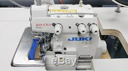 Juki MO-6704S Three Thread Industrial Serger Sewing Machine