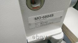 Juki MO-6804S Industrial 3 Thread Overlock Serger New with Servo MO-6704S