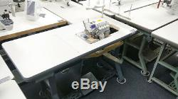 Juki MO-6816S Fully Assembled Five Thread Industrial Serger Machine MO-6716S