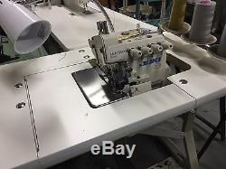 Juki MO-6916G Industrial 5 Thread Sewing Machine