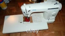 Juki Tl 98q High-shank Industrial With Walking Foot Attachment Sewing Machine
