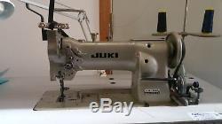 Juki Walking Foot Industrial Sewing Machine, LU-562, 110 volt