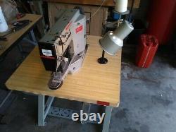 Juki lk1854 industrial tack sewing machine