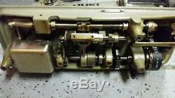 Juki lu 562 sewing machine walking foot industrial