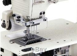 KANSAI SPECIAL DFB-1404PMD 4-Needle Chainstitch Puller Industrial Sewing Machine