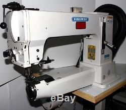 KINGMAX GA205-420 Walking Foot 16.5 Long Cylinder Arm Industrial Sewing Machine