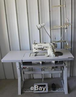 Kansai Special WX-8803D 3 Needle 5 Thread Cover Stitch Industrial Sewing Machine