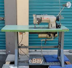 Kensew DN-275 Double Needle Heavy Duty Industrial Sewing Machine