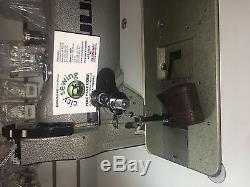 LU 563 juki walking foot Sewing Machine complete unit led Light FREE SHIPPING