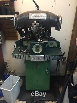Landis L Stitcher Industrial Sewing Machine Shoe Repair