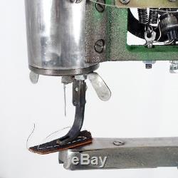 Manual Cobbler Shoe Repair Machine Dual Cotton Nylon Line Sewing Machine Kit