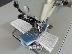 Mercury Walking Foot Sewing Machine Takes Juki Du-1181 Attatchments