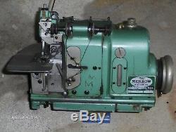 Merrow MG-3DW-4 Overlock Merrow Edge Industrial Sewing Machine HEAD ONLY USED