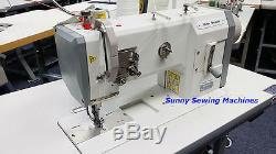 Metro Spezial 1245 1-Needle Walking Foot Sewing Machine with Servo PFAFF 1245