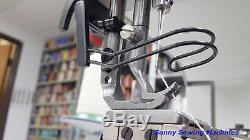Metro Spezial P335 Cylinder Arm Walking Foot Sewing Machine with Servo PFAFF 335