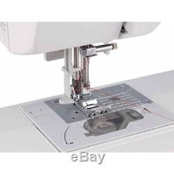 NEW Computerized Sewing Machine 100-Stitch Runway Electric Embroidery Tailor