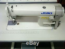 NEW Juki DDL-8700 Industrial Sewing Machine, with table & motor (not assembled)