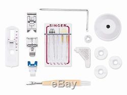 NO TAX! Singer Sewing Machine Heavy Duty Industrial Stitch Leather Portable NEW