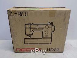 Necchi HD22 Sewing Machine