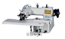 NewTech CM-101 Blind Hemmer Single Thread Chain Stitch Industrial Sewing Machine