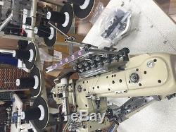 New Flat lock industrial sewing machine