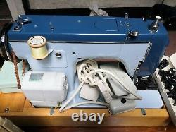 New Home EMBROIDERY Semi Industrial Upholstery Sewing Machine Model 577