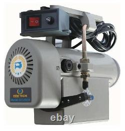 New Industrial Sewing Machine Servo Motor 110 volt NEW 3/4 HP Free Shipping usa