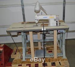 New Juki DDL-5550N Industrial Straight Stitch Sewing Machine